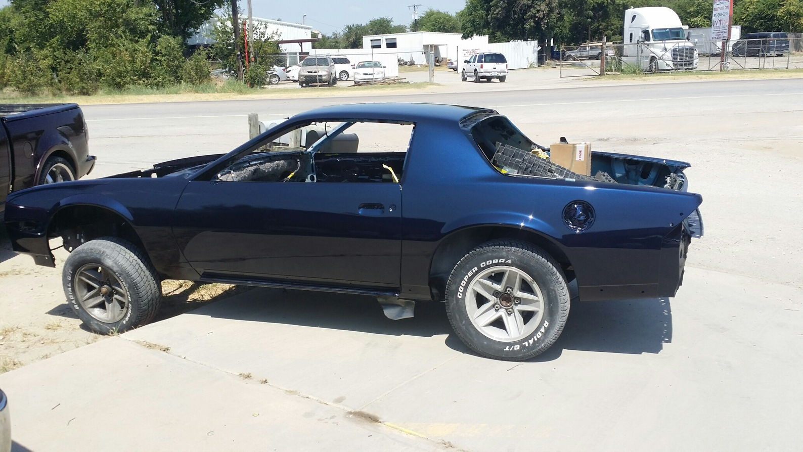 My 90 Camaro Rs Build Third Generation F Body Message Boards