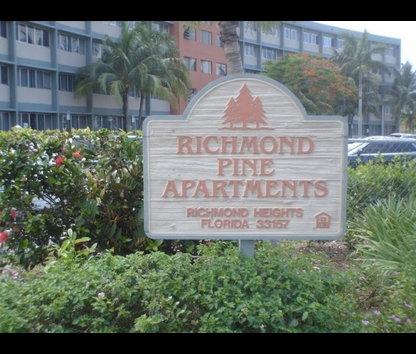 Richmond Pine Apartments Miami Fl