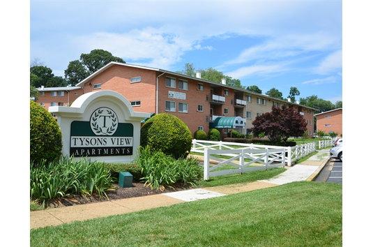 Tysons View Apartments In Falls Church Va Ratings