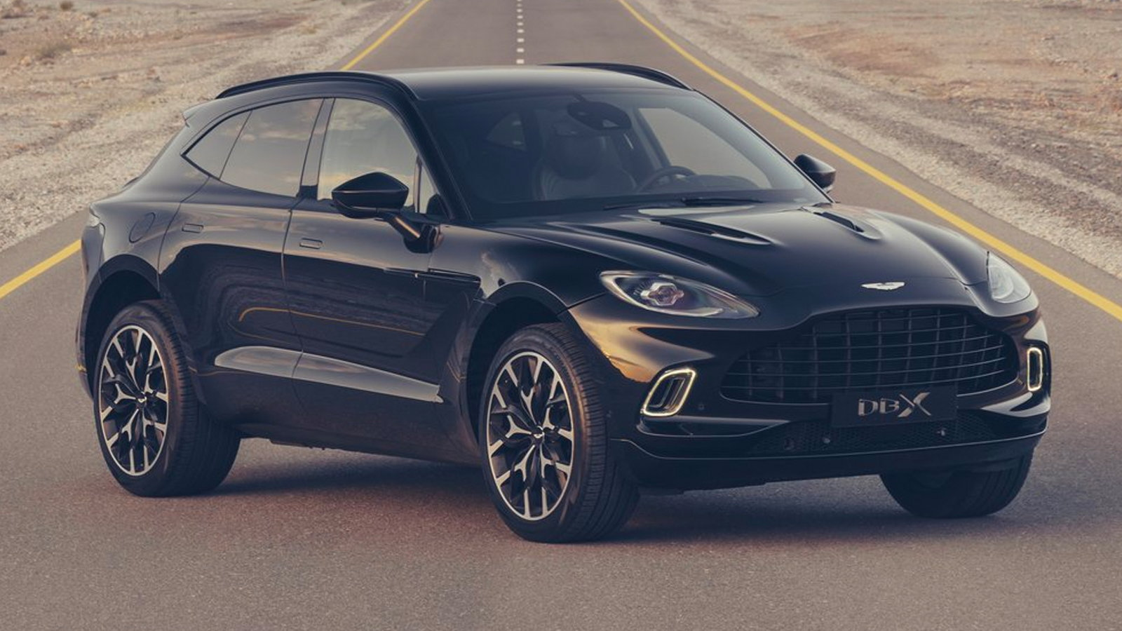 2021 Aston Martin Dbx Aims To Capture The Magic In Suv Form 6speedonline