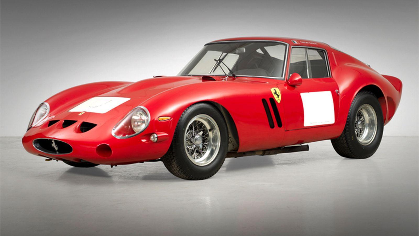 5 Dream Ferraris We All Want to Own