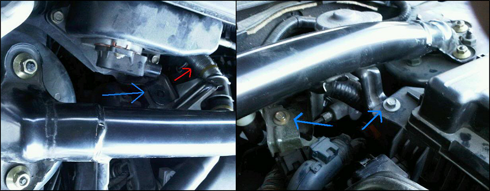 acura tl 2004 to 2008 how to replace oxygen o2 sensor. Black Bedroom Furniture Sets. Home Design Ideas