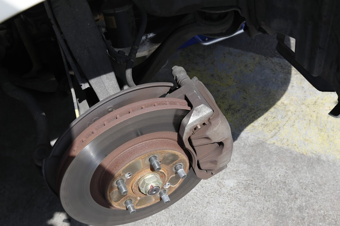 ACURA TL TSX RDX MDX TLX HOW TO PAINT BRAKE CALIPER