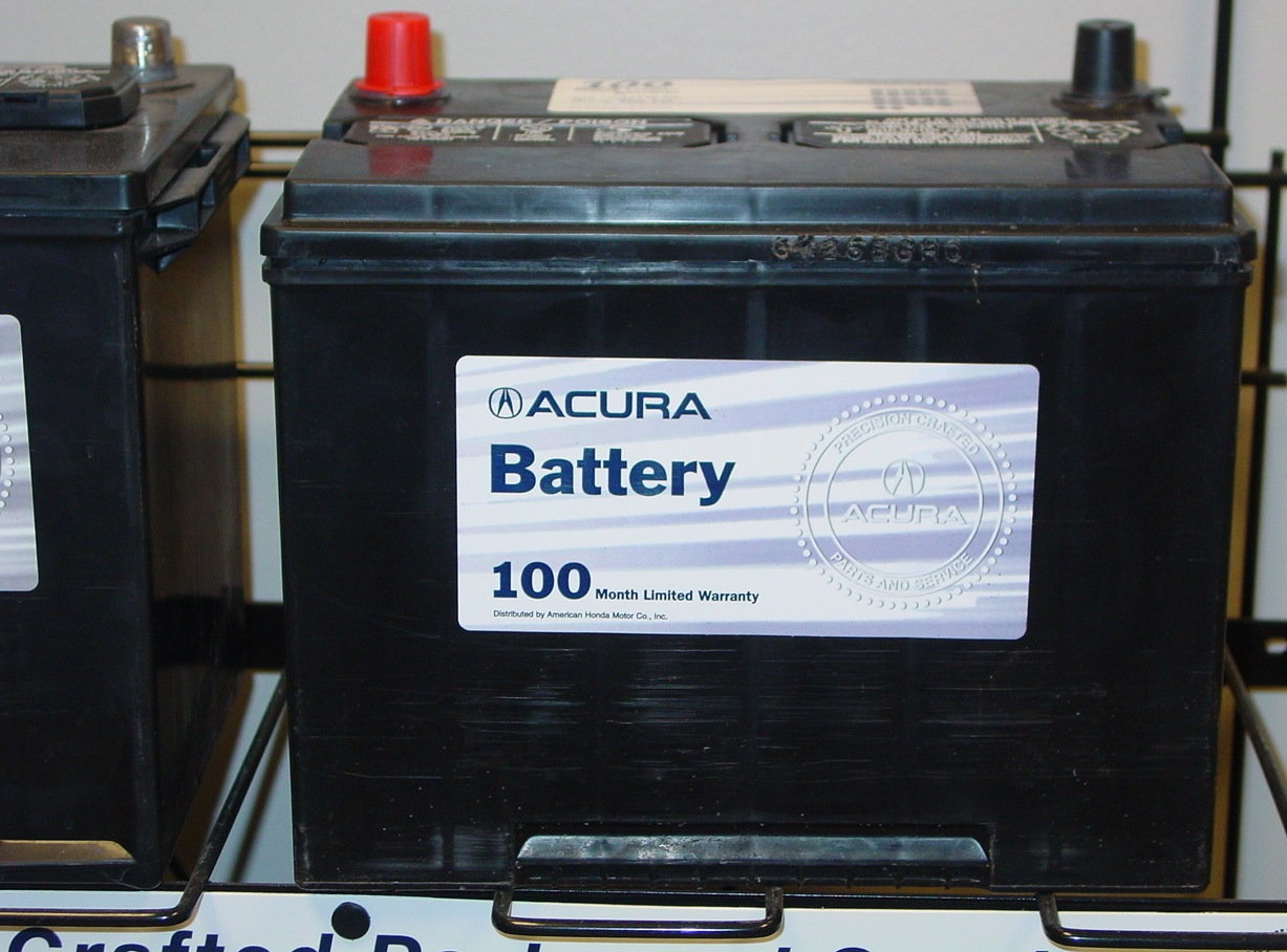 Acura Tl Tsx Tlx Ilx Rdx Mdx Zdx Battery Remove Location How To Replace
