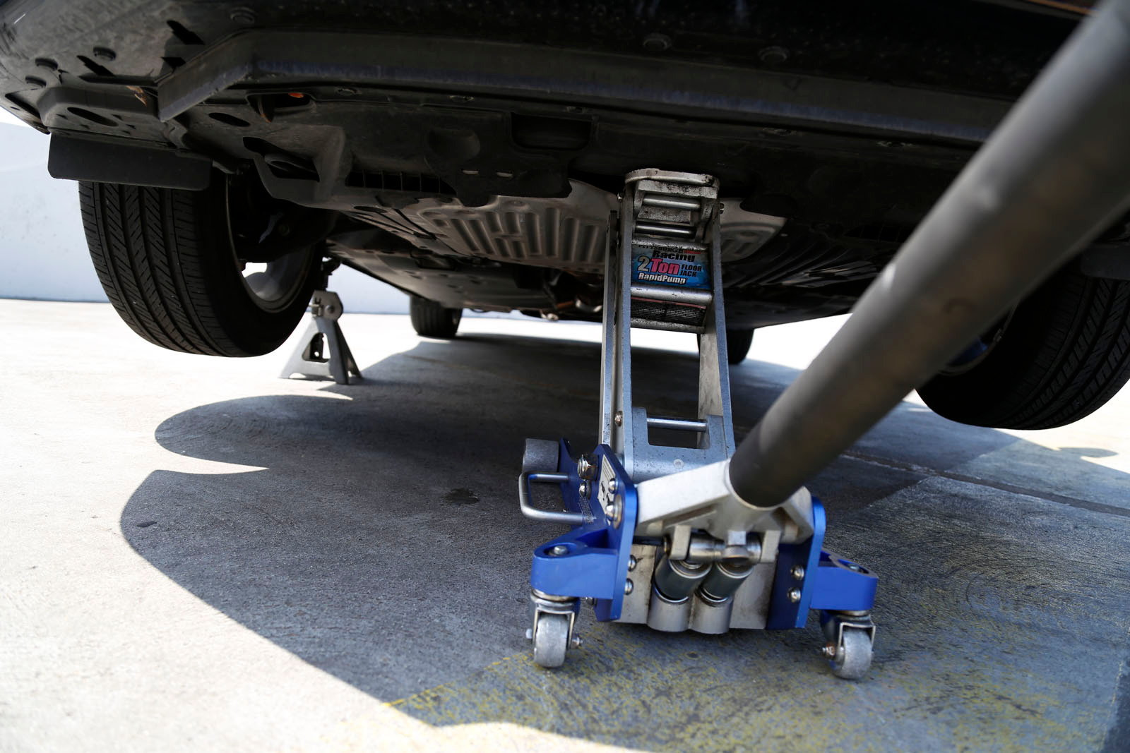 Acura TSX 2004-2014 How to Jack Up Car - Acurazine