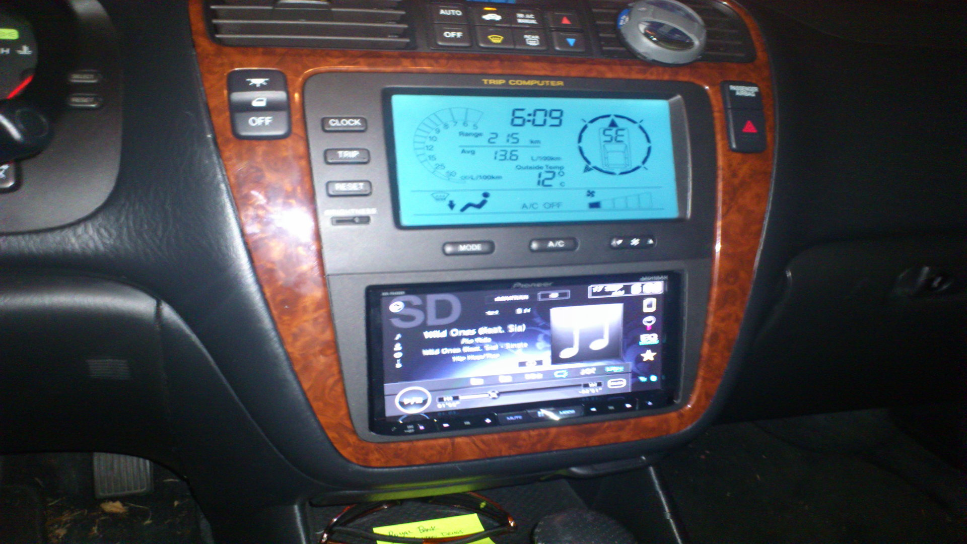 Acura Mdx How To Install Double Din Stereo Acurazine