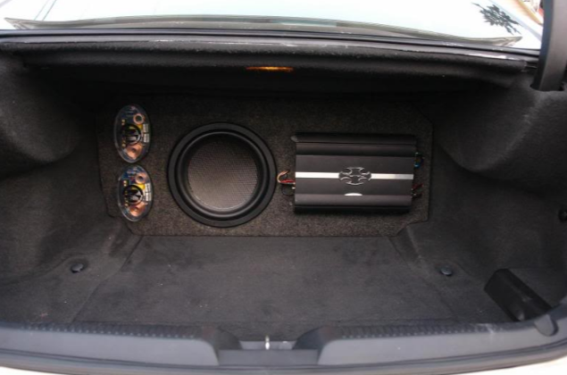 acura aftermarket sound system modifications