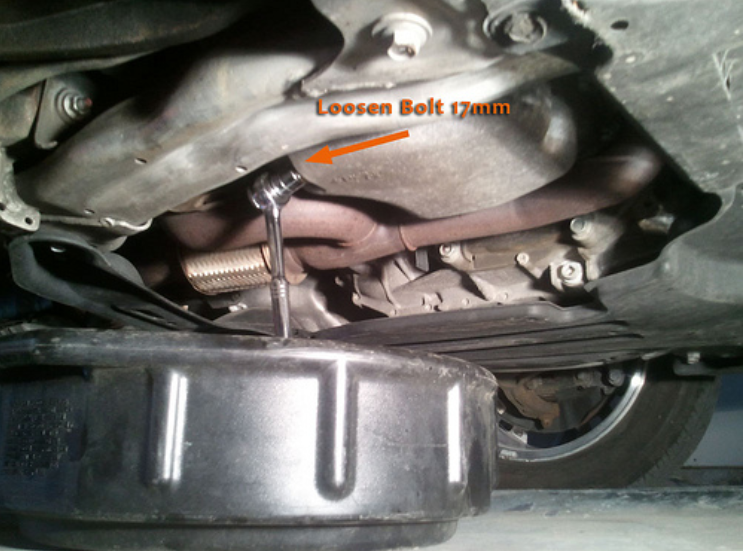 Acura Rdx How To Change Your Oil