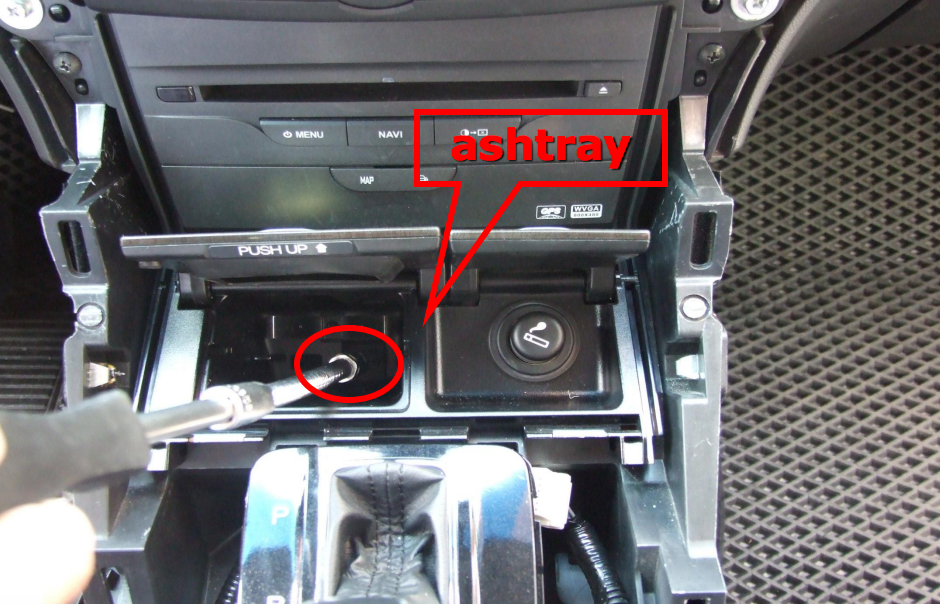 Acura TSX To How To Install An Aftermarket Stereo Acurazine - 2005 acura tsx aftermarket radio