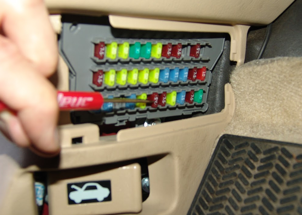 Acura Tsx Fuse Box - Wiring Diagrams Folder on