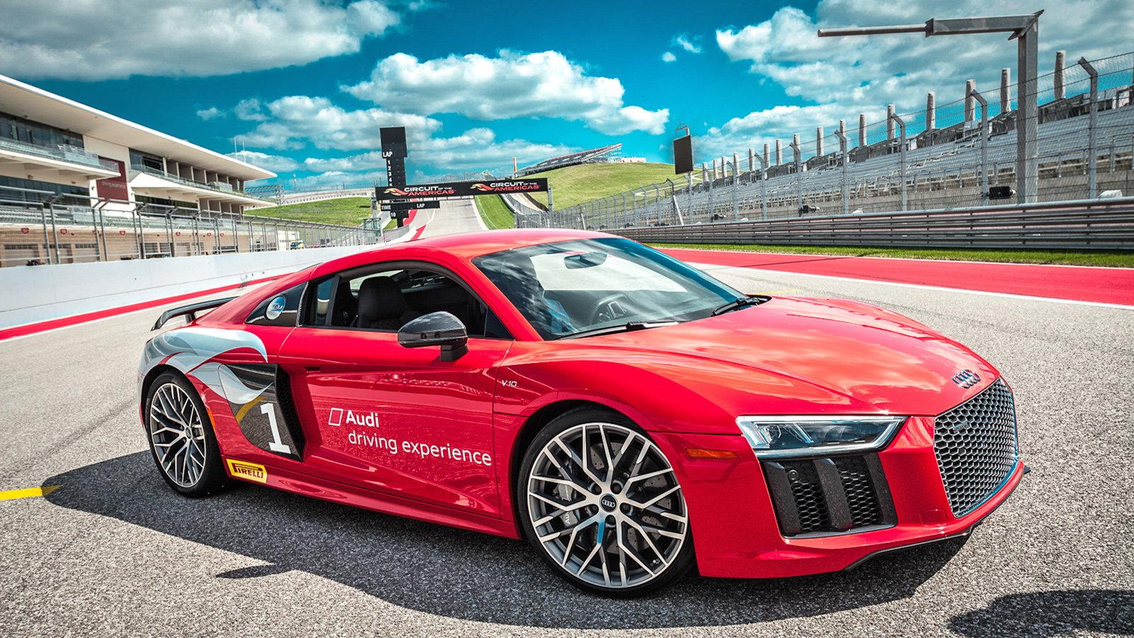Kelebihan Audi Driving Experience Review