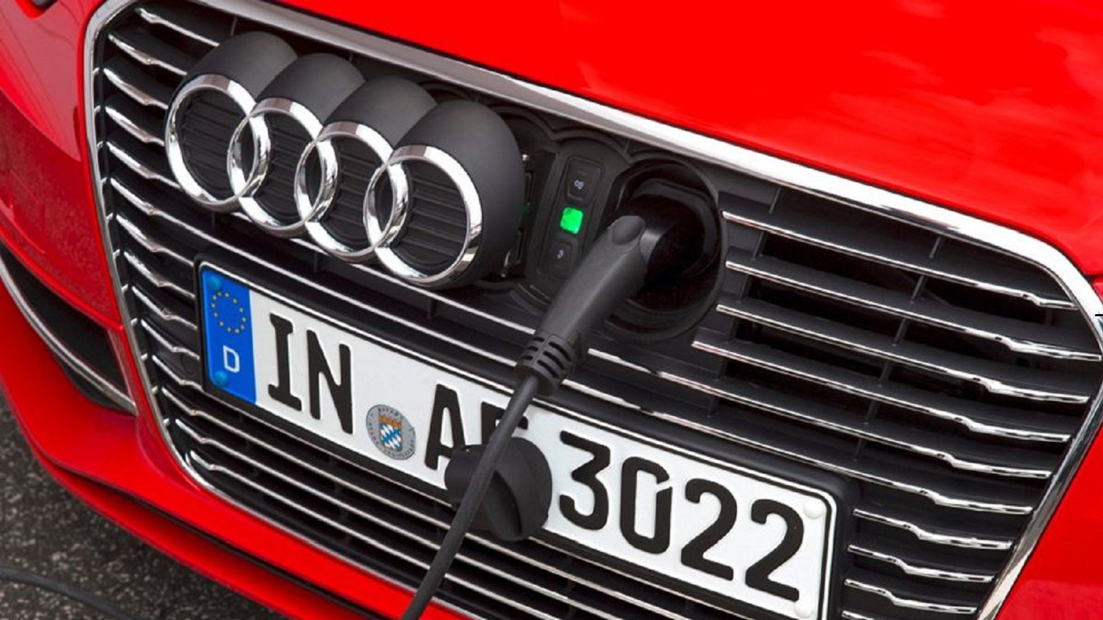 Audi's Smart Energy Network Gives as Well as Takes