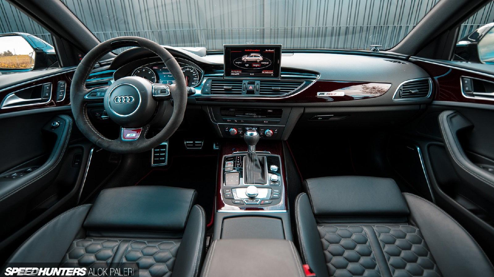 Thunder Wagon: 2014 ABT RS6-R