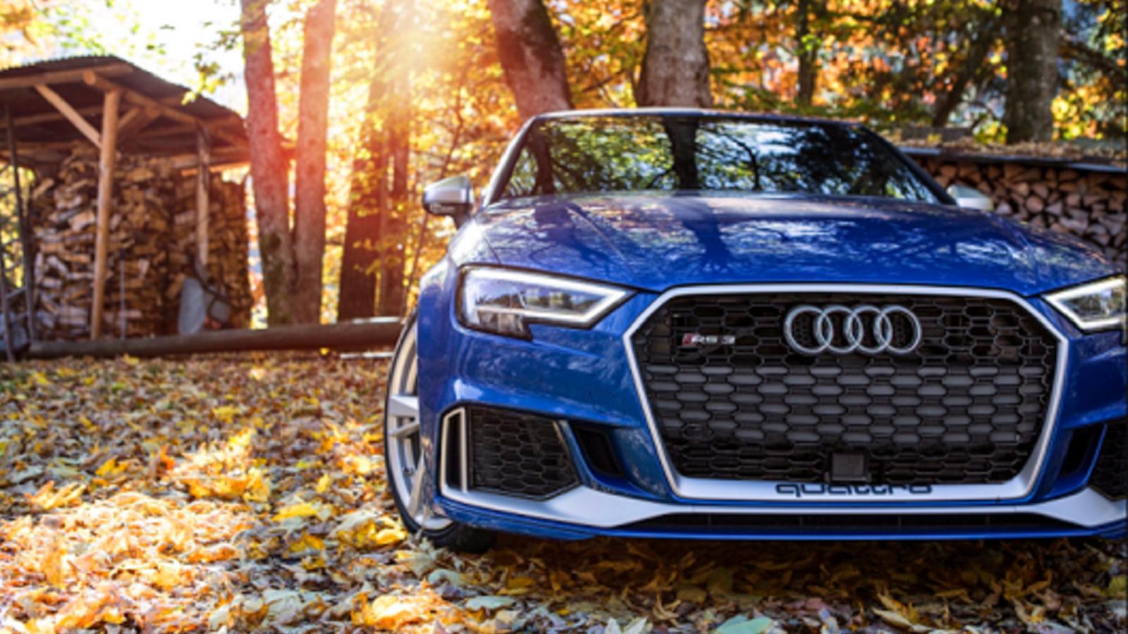 Audi Fall Spirit