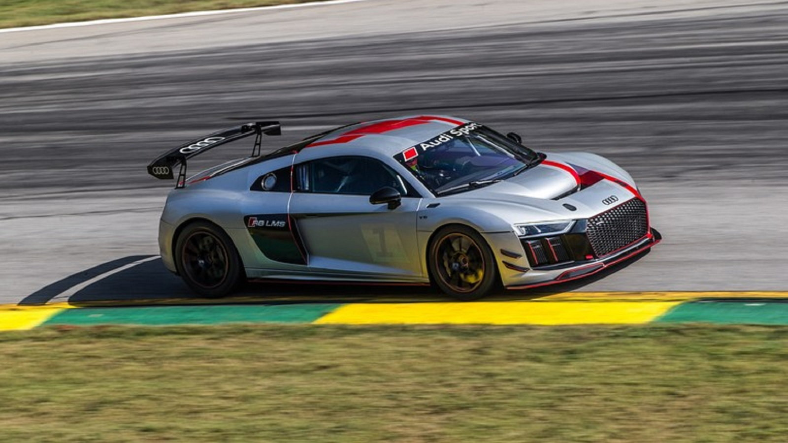 Road Atlanta Gets Beaten Up By R8, RS3, and TTRS