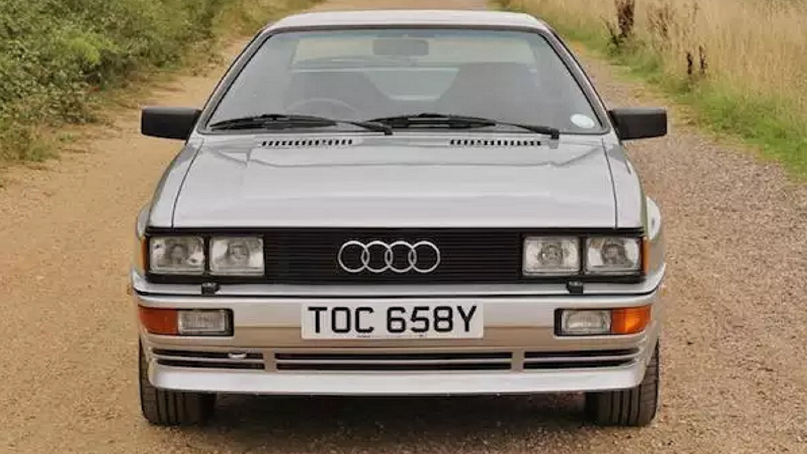 History behind the RHD Quattro heading to auction