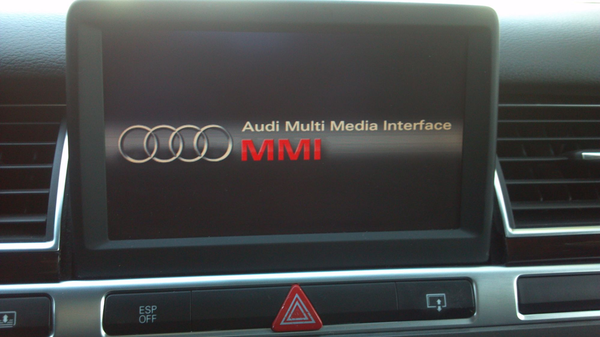audi why does my mmi display not come on audiworld. Black Bedroom Furniture Sets. Home Design Ideas
