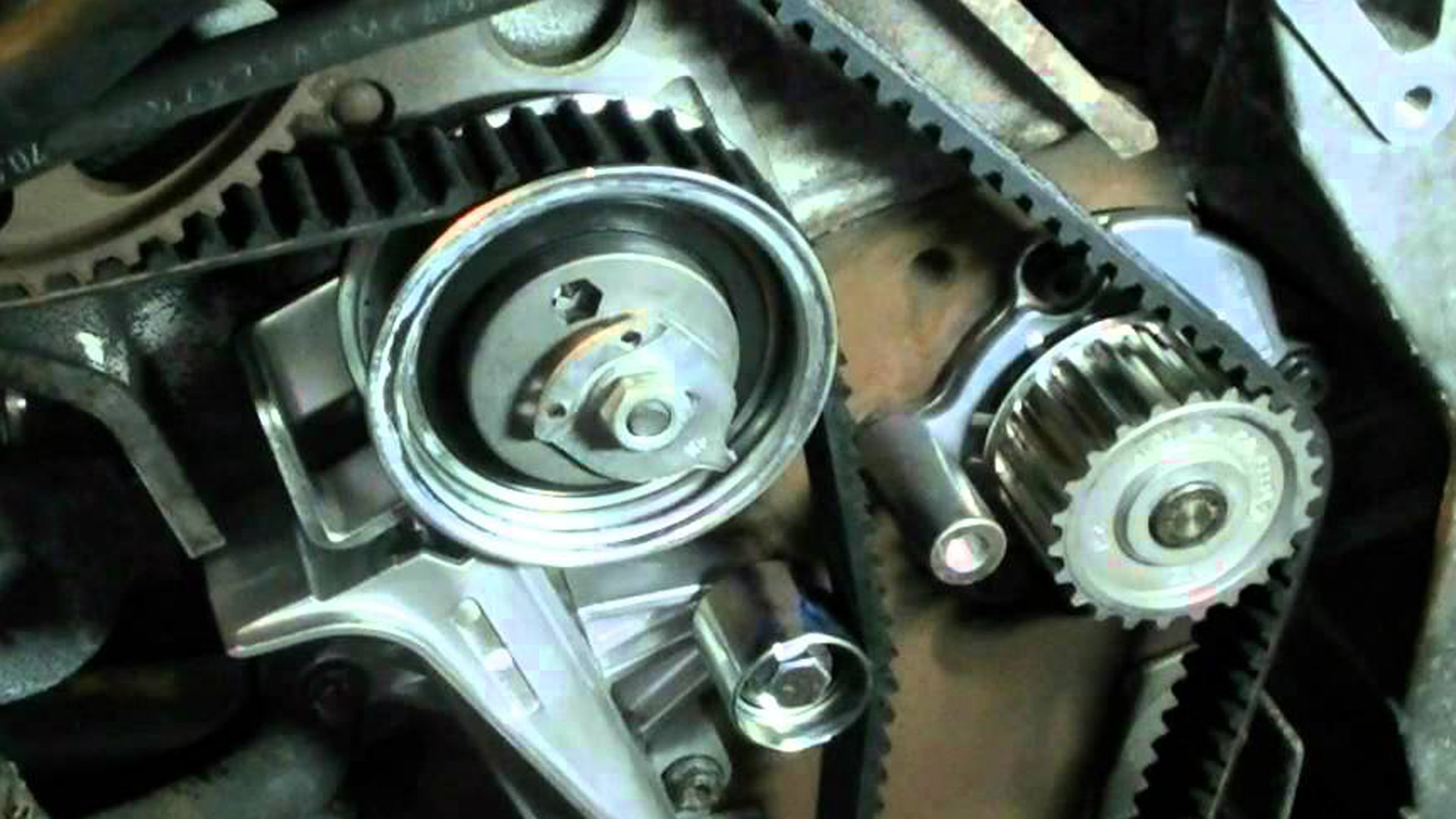 Audi A4 B7: How to Replace Timing Belt and Water Pump   Audiworld   Audi A4 Engine Timing Change Diagram      AudiWorld