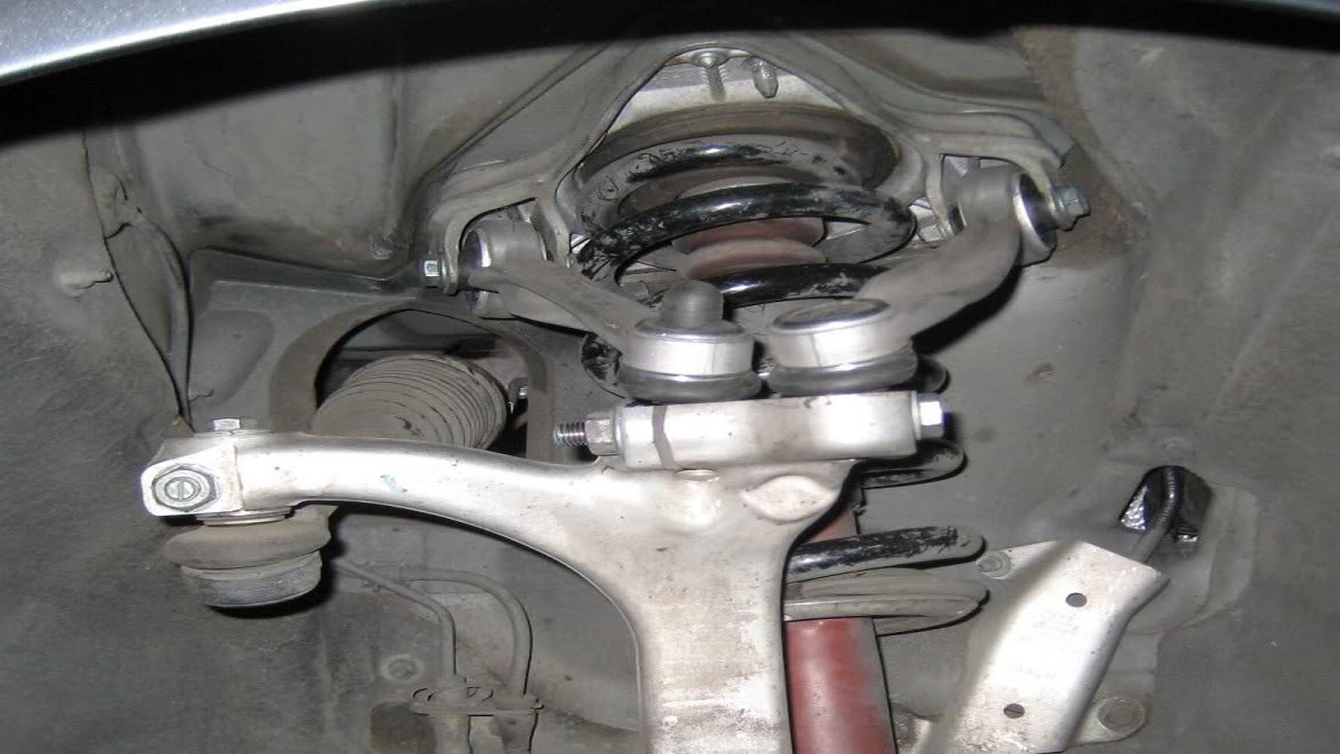 Audi Q5 How To Replace Ball Joints And Control Arms Audiworld