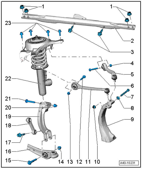 audi a4 b8 suspension diagram  audi  wiring diagrams