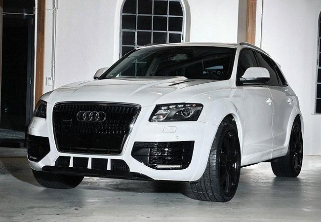 Audi Q5 and Q7 Exterior Modifications - Audiworld