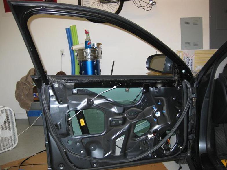Audi A3 How To Replace Power Window Actuator Audiworld