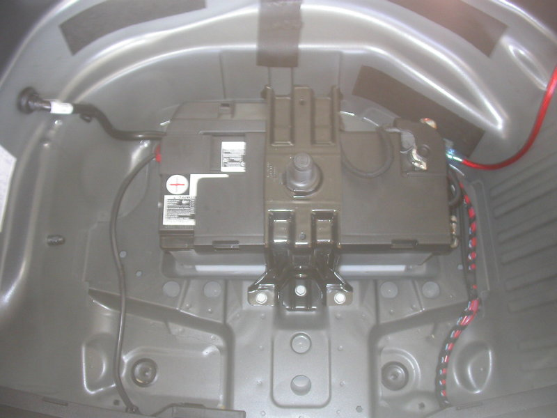 Audi A4 B8 Battery Replace Remove Change How To