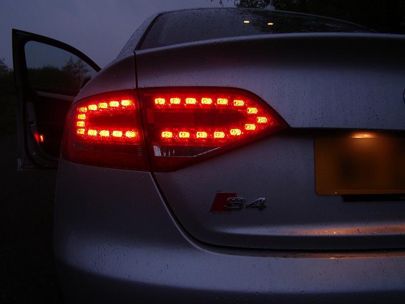 Audi A4 B8 How To Replace Brake Lights Audiworld