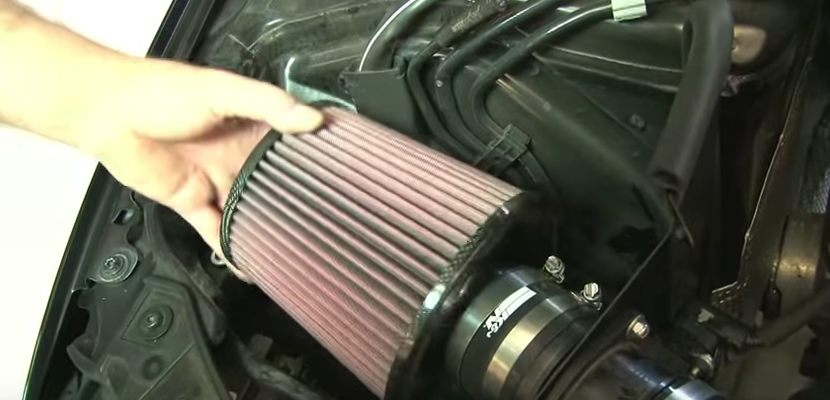 Connect air filter