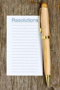 Make 5 Resolutions to Repair your Credit