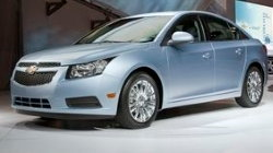 The Chevrolet Cruze Eco
