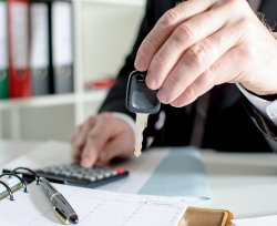 finance a car with a dismissed bankruptcy