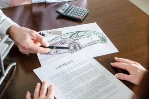 car loan contract