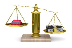 car loan money balance