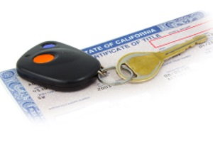 vehicle title, vehicle registration