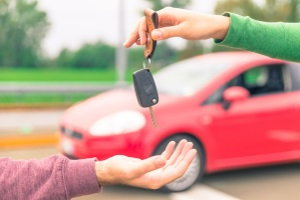 Paperwork for Buying a Used Car from a Private Seller
