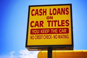 The Dangerous Truth about Bad Credit Auto Title Loans