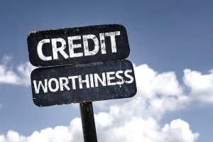 creditworthiness sign