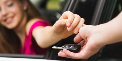 Tips for First-Time Car Buyers - Banner