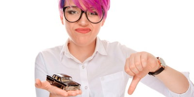Can't Get a Car Loan, Now What? - Banner