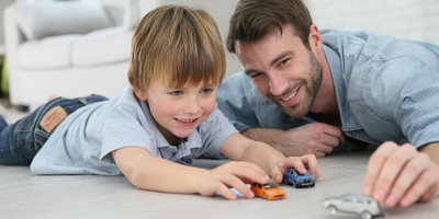 Teaching Kids Car Care