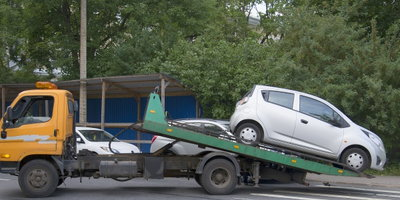 Can a Car be Repossessed on Private Property? - Banner