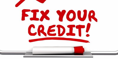How to Fix Your Credit Issues - banner