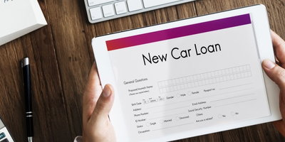 How to Get a Car Loan Quote with Bad Credit - Banner