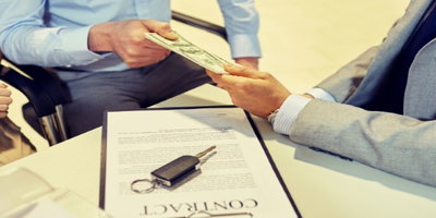 buying a car, refinance