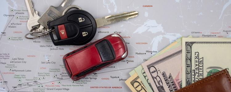 Comprar un auto en otro estado