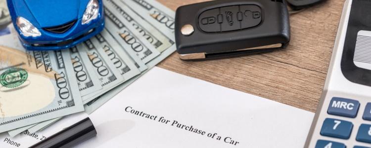 ¿Qué es un gravamen sobre el título de un automóvil?