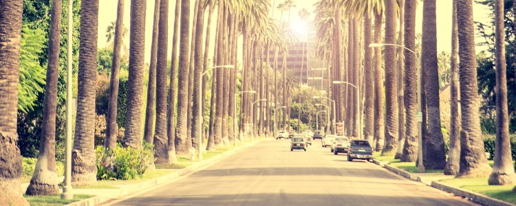 Leasing a Car with Bad Credit Near Los Angeles, The City of Angels - Banner