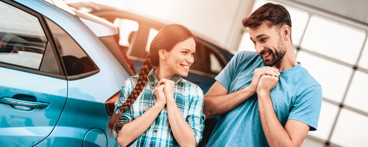 ¿Puedo arrendar un vehículo con mal crédito?