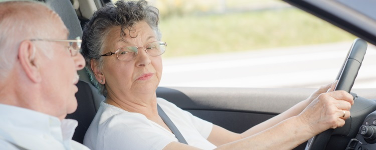 Bad Credit Car Loans for Pensioners - Banner